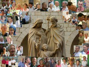 Associati e famiglie di Nostra-Signora della Vita