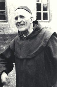 Père Marie-Eugène photo Blangy