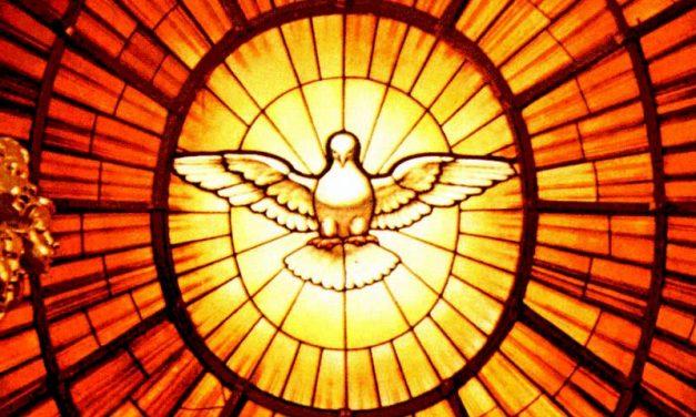 Lo Spirito Santo, un amico