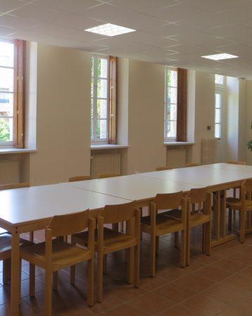 Abbaye-Salle de réunion