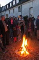 Abbaye-Pentecote 2016-Feu