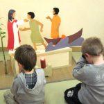 Catéchèse, prière des enfants