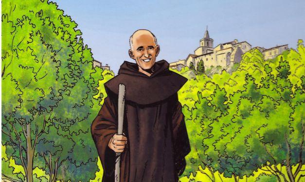 BD père Marie-Eugène, Dieu pour ami