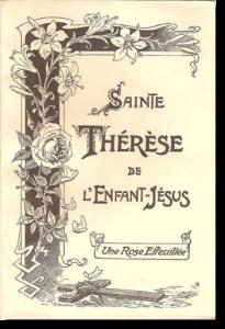 Thérèse de l'Enfant-Jésus et la Rose effeuillee