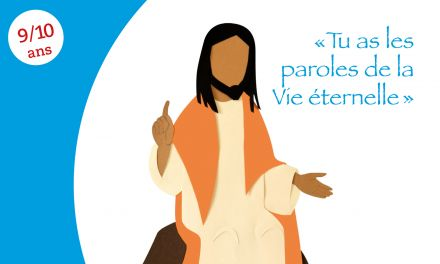 """Tu as les paroles de la Vie éternelle : CD de chants pour la 3ème année du parcours de catéchèse """"Viens, suis-moi"""""""