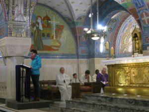 Frat' de Notre-Dame de Vie - messe quotidienne