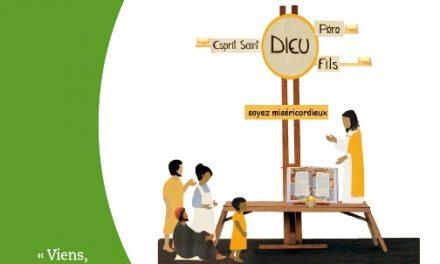 """CD """"Vivez en enfants de lumière"""" : chants pour la 1ère année du parcours de catéchèse """"Viens, suis-moi"""""""