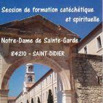session de catéchèse juillet 2016