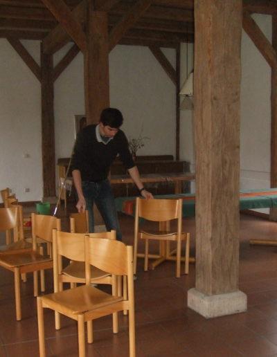 Volontariat Centre Edith Stein - 2