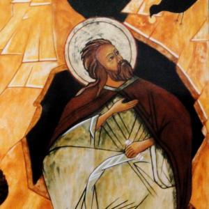 Elijah, prophet and contemplative