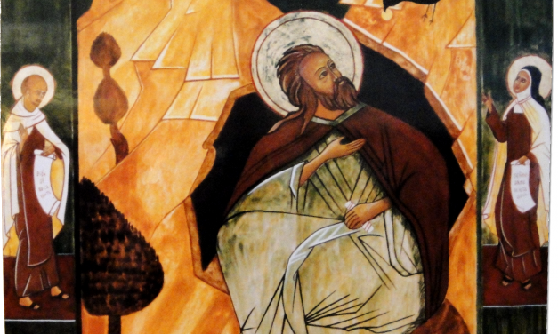 The Prophet Elijah, « a solitary contemplative caught up in the life of his people »