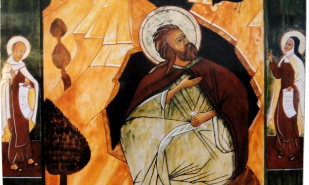 Le prophète Elie, «contemplatif solitaire mêlé à la vie de son peuple»