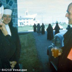 Père Marie-Eugène (1966, Nicolet, Québec)