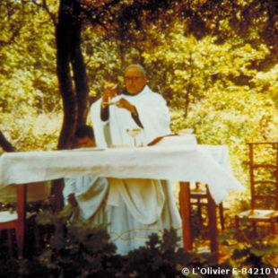 Père Marie-Eugène (1966, Payan, Venasque)