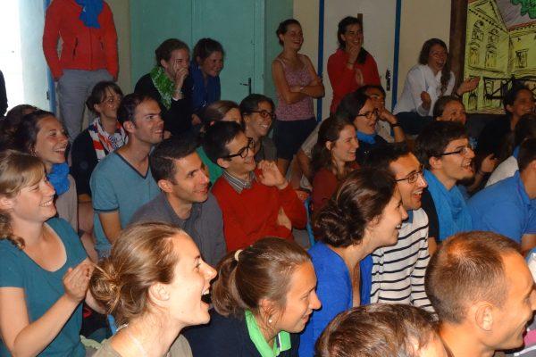 Jeunes veillee Barcelonnette