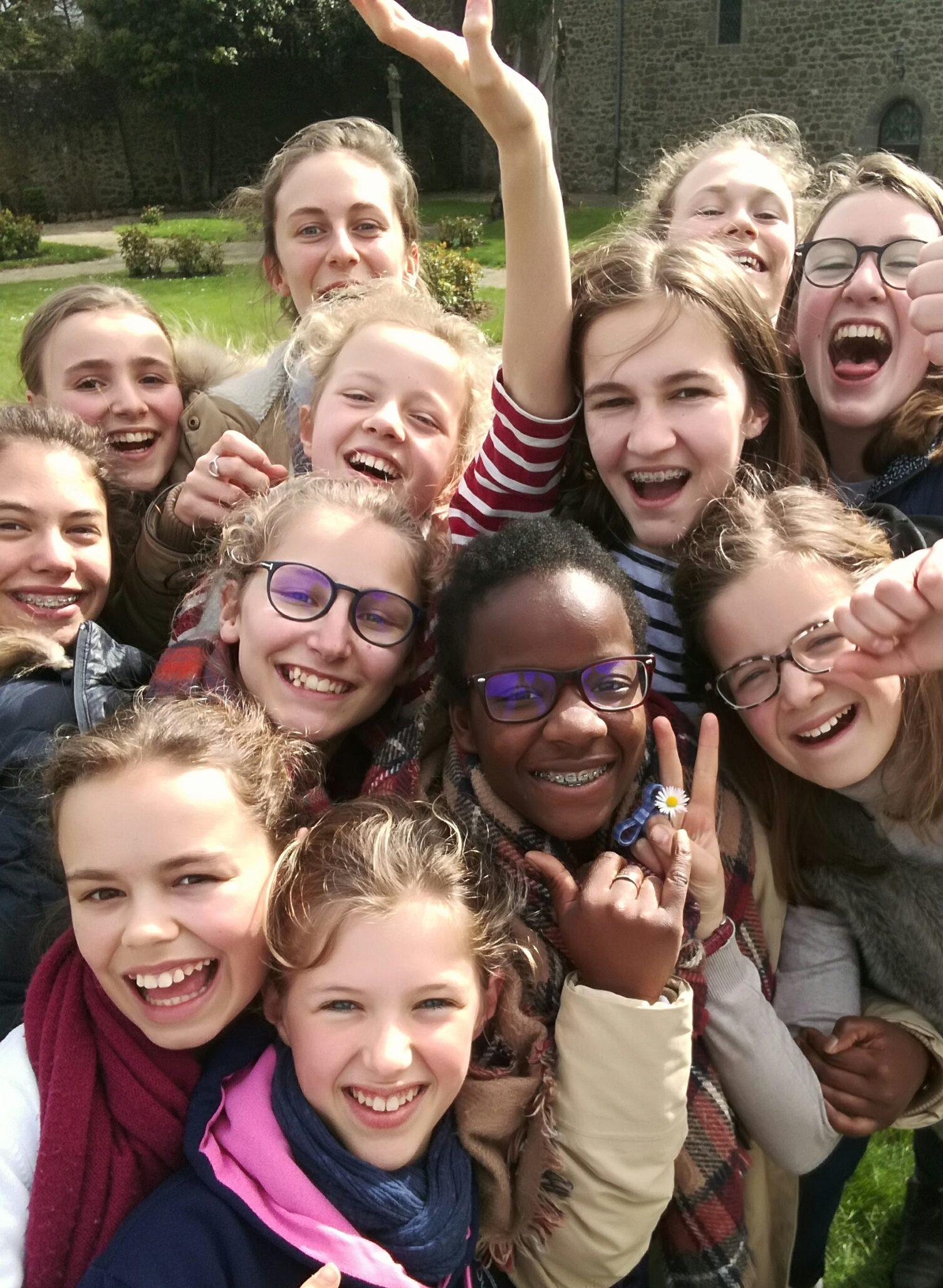 Camp Jeune Amandier 2019