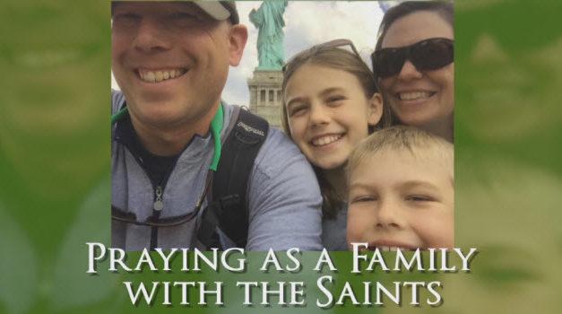 Praying as a family