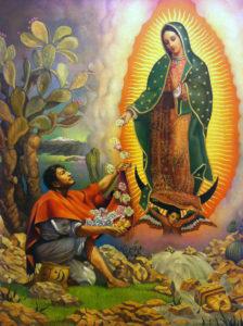 Notre-Dame de Guadalupe Mexique
