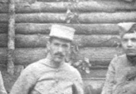 Guerre 1914-18, dans les tranchées