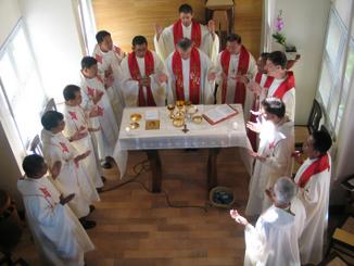 Branche sacerdotale de Notre-Dame de Vie