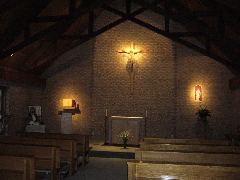 Notre-Dame de Vie Saint Paul chapelle