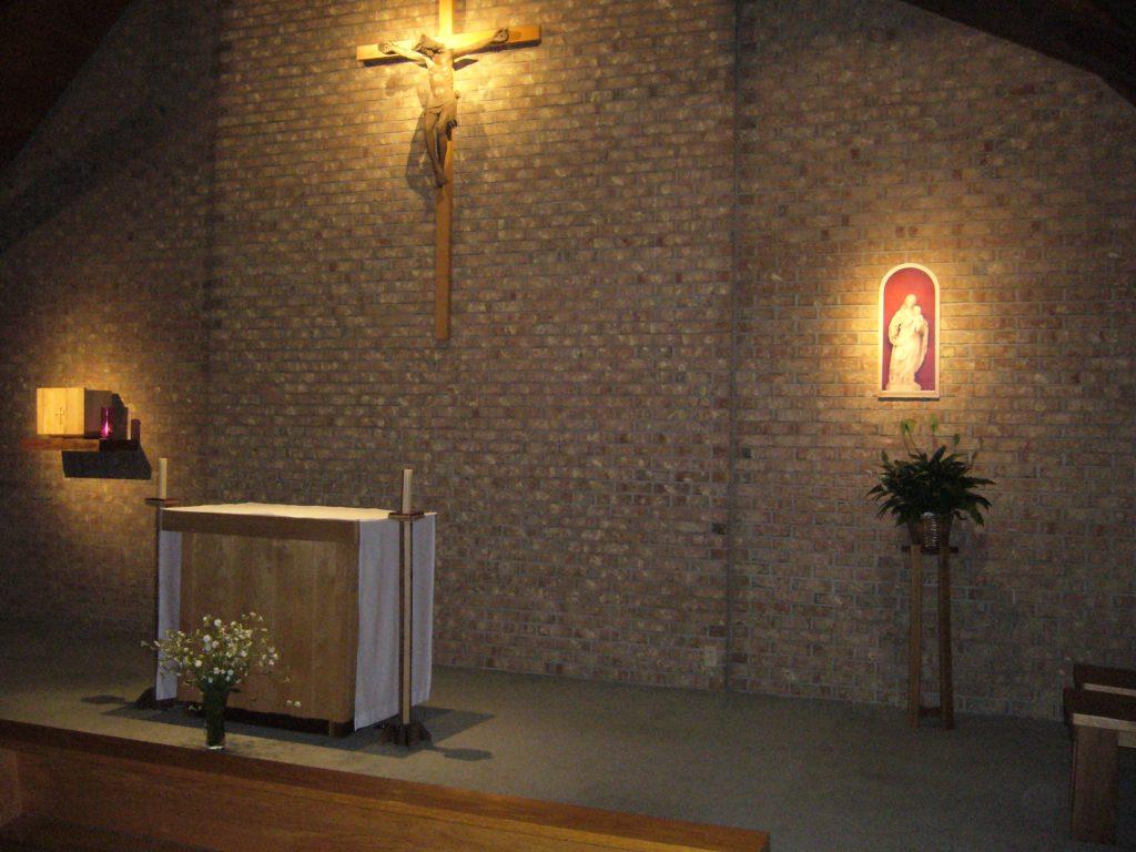 Notre-Dame de Vie - Saint Paul chapelle