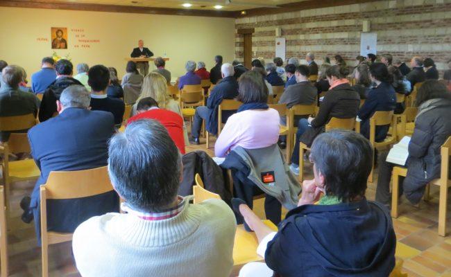 Abbaye-Pentecote 2016- conférence