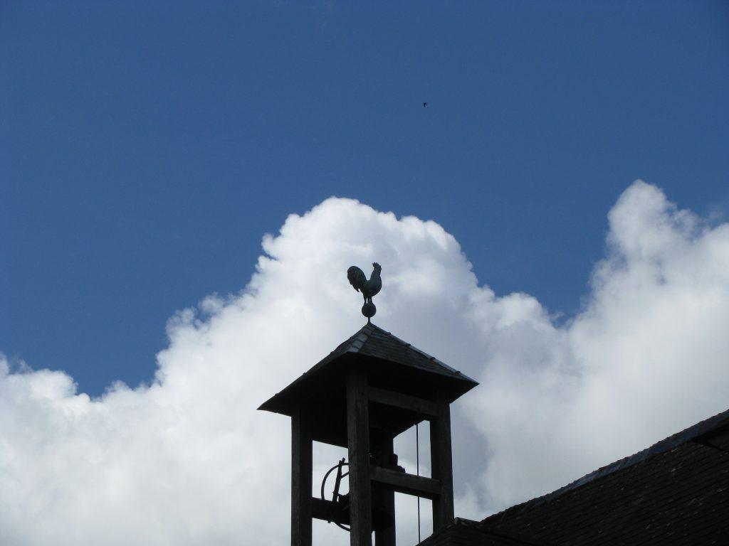 Abbaye -le clocheton