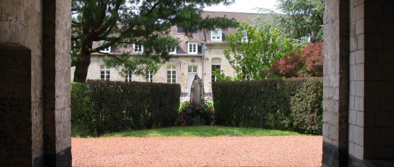 Abbaye-Porche