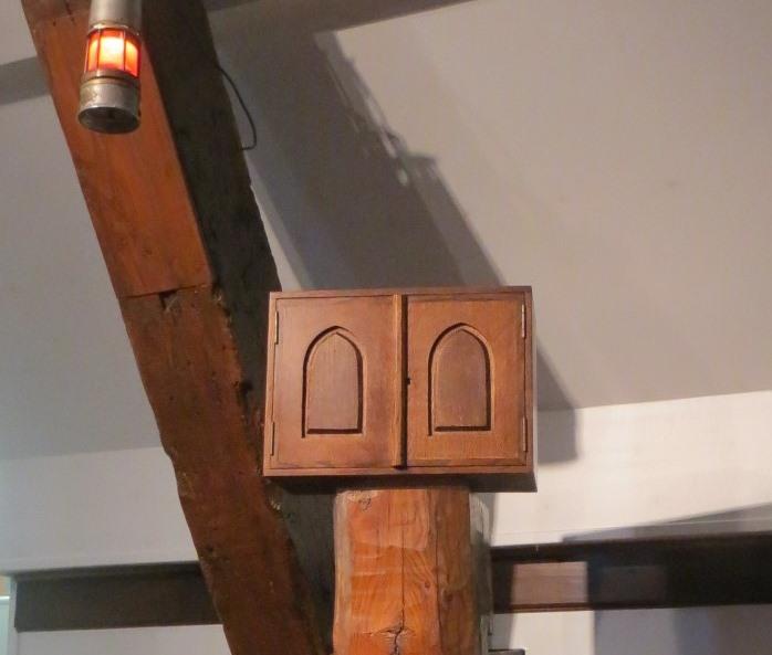 Abbaye-Le tabernacle de l oratoire