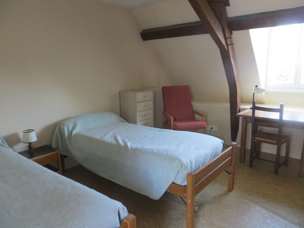 Abbaye-Chambre 1