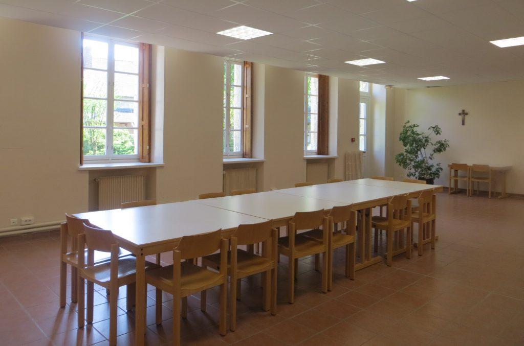 Abbaye-Salle de réunion 1