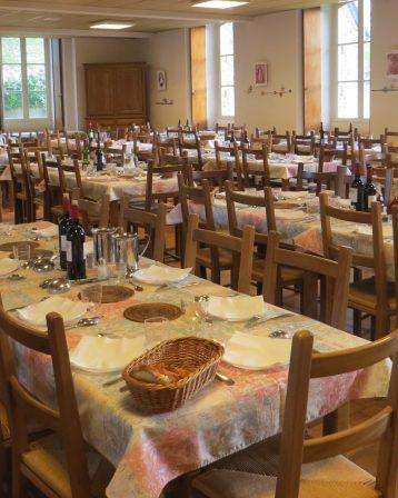 Abbaye-Salle à manger