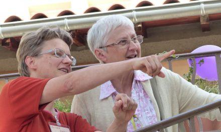 Membres de Notre-Dame de Vie - Branche Féminine