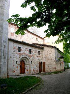 Agen - L'Ermitage: façade
