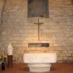 L'Ermitage Agen: intérieur petite chapelle