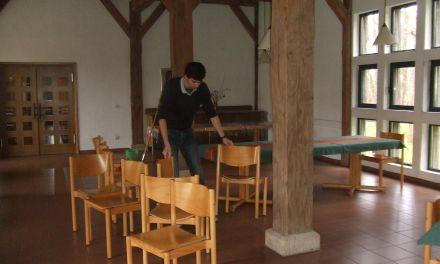 Volontariat au Centre Edith Stein