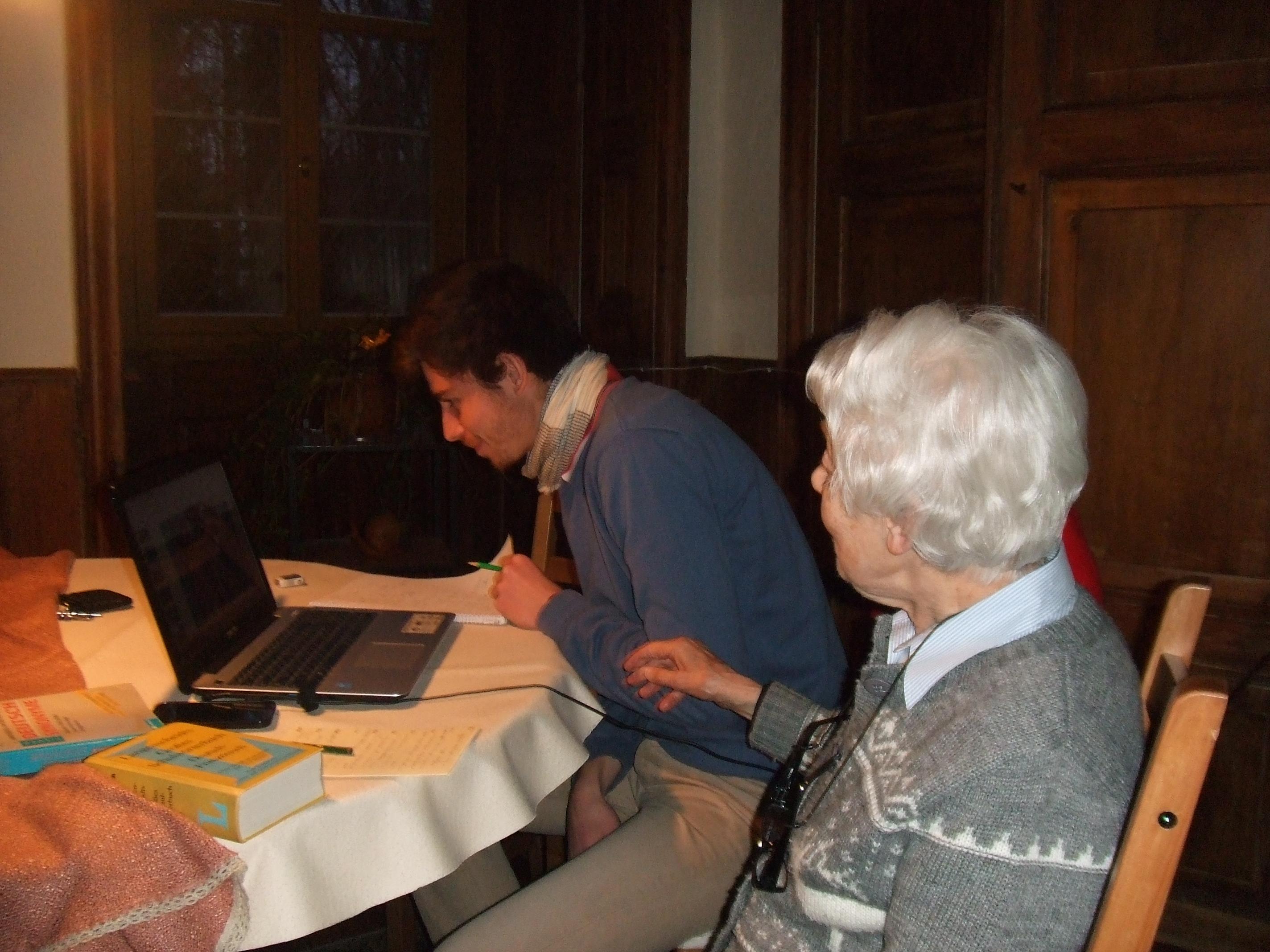 Volontariat Centre Edith Stein - 4