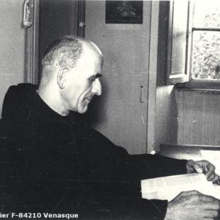Père Marie-Eugène (1954, Rome)