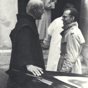Père Marie-Eugène (1958, Lourdes)