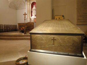 Reliquaire PME - avec Notre Dame de Vie