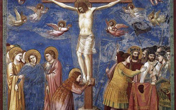 Fissare lo sguardo sul Cristo