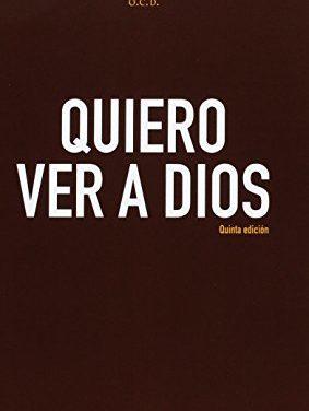 Quiero ver a Dios