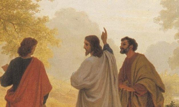 Oración III domingo de Pascua