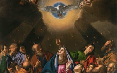 Oración en el Domingo de Pentecostés